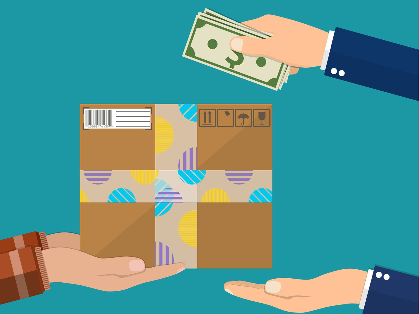Cash on Delivery (COD) – What is it & How does it work ?